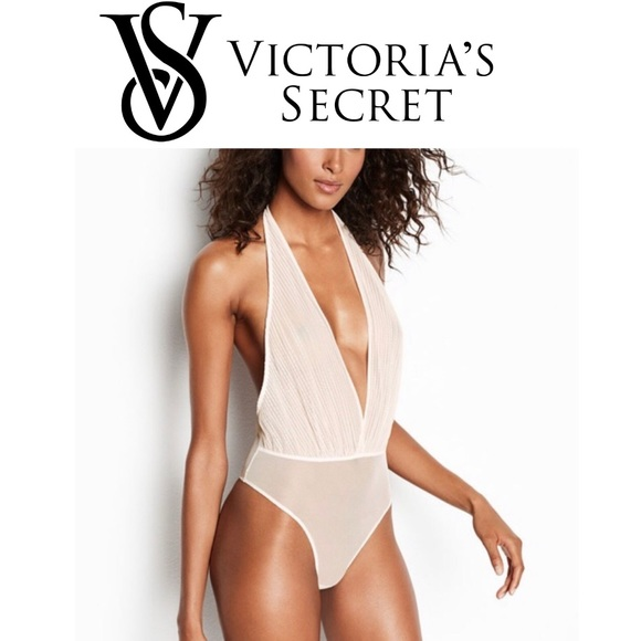 Victoria's Secret Other - Victoria's Secret Dream Angels halter bodysuit